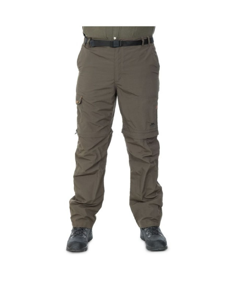 Image for Trespass Mens Rynne Moskitophobia Hiking Trousers