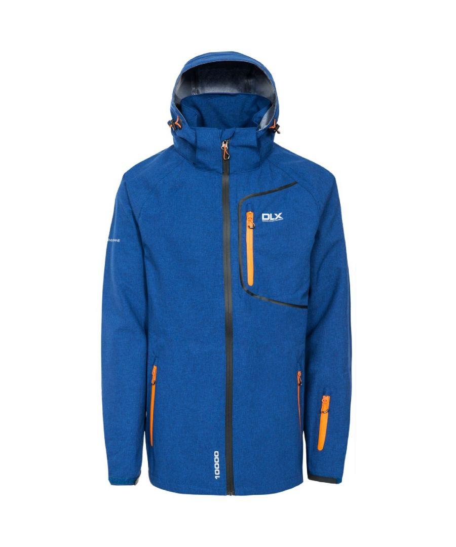 Image for Trespass Mens Caspar II Waterproof Shell Jacket