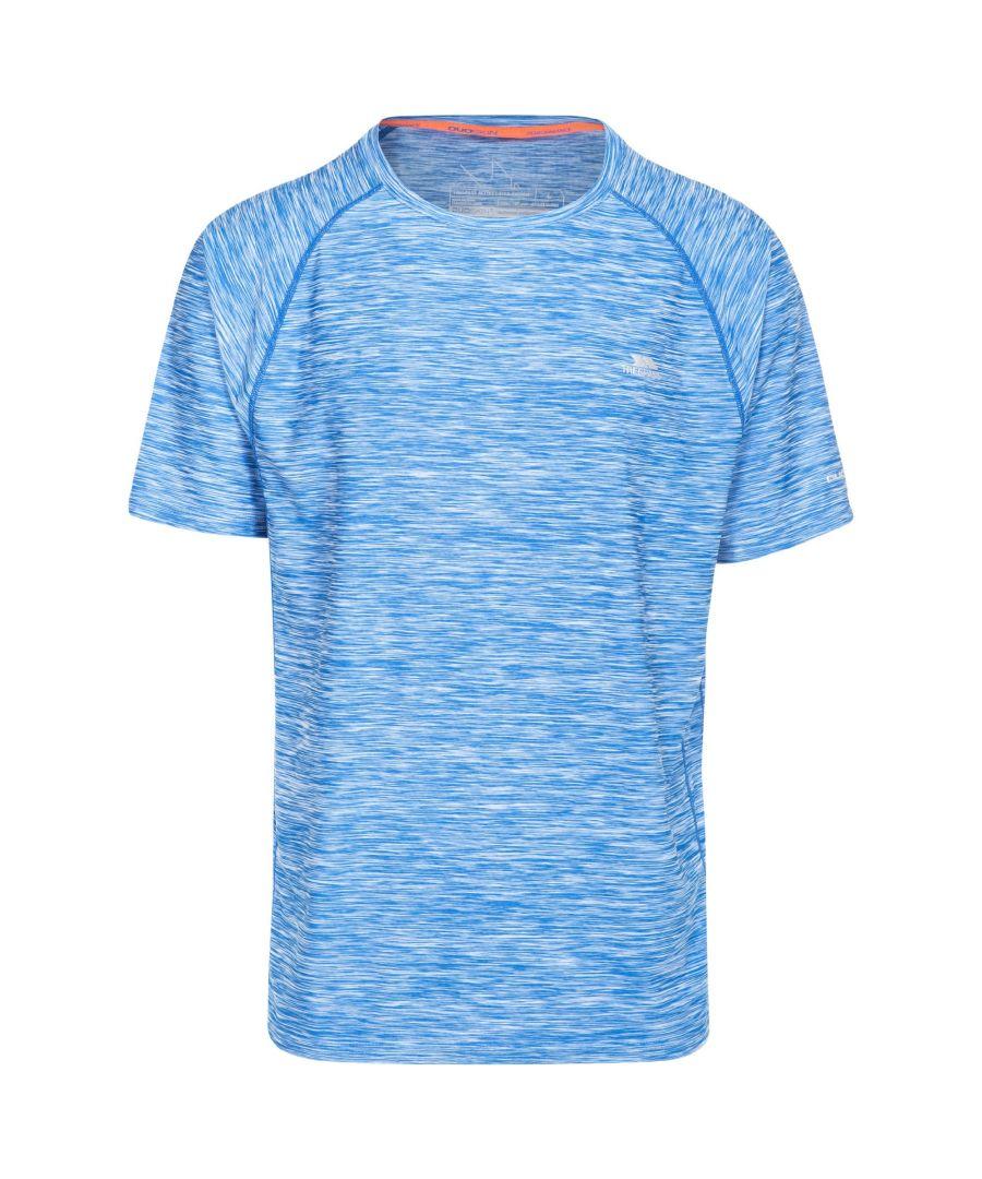 Image for Trespass Mens Gaffney Active T-Shirt