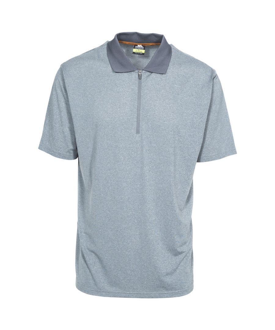Image for Trespass Mens Maraba Active Polo Shirt