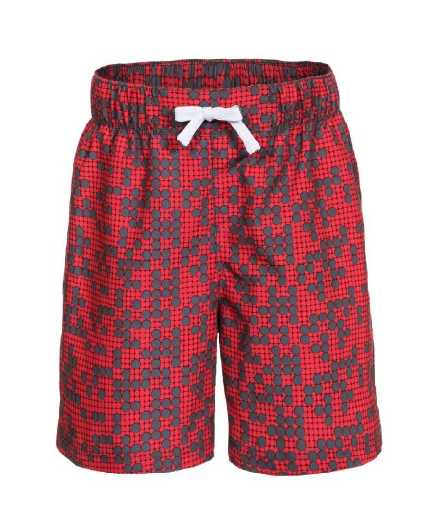 Image for Trespass Childrens Boys Alley Swimming Shorts