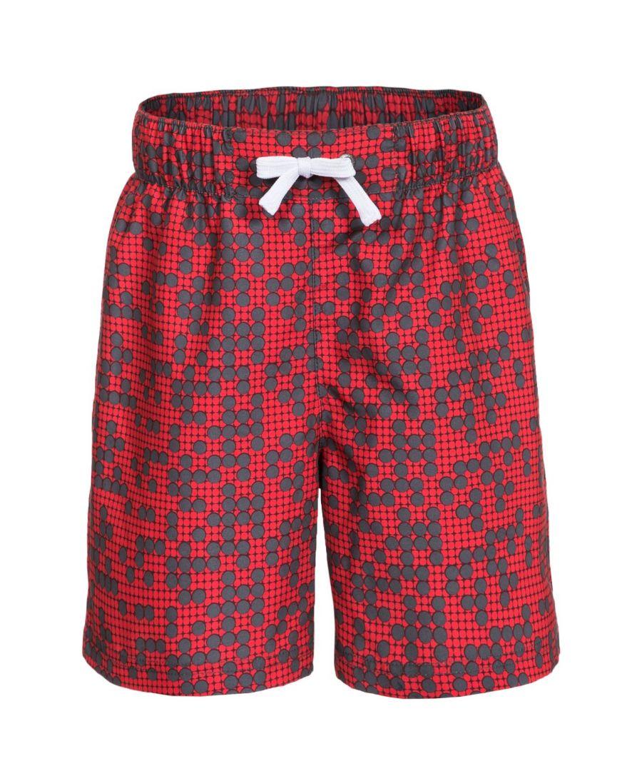 Image for Trespass Childrens Boys Hitter Swimming Shorts