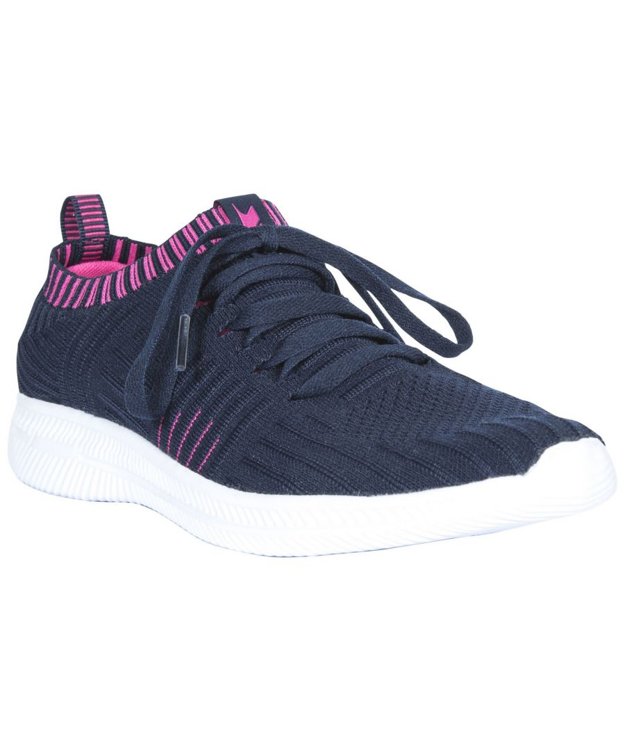 Image for Trespass Womens/Ladies Nash Knitted Trainer
