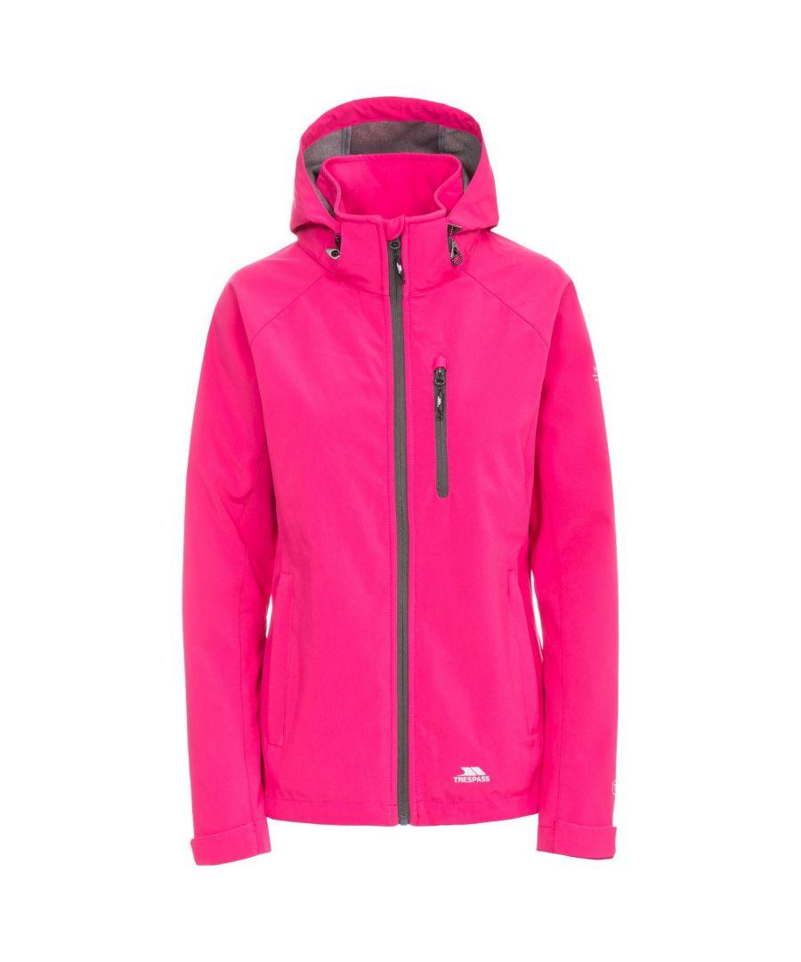 Image for Trespass Womens/Ladies Lorina Waterproof Softshell Jacket