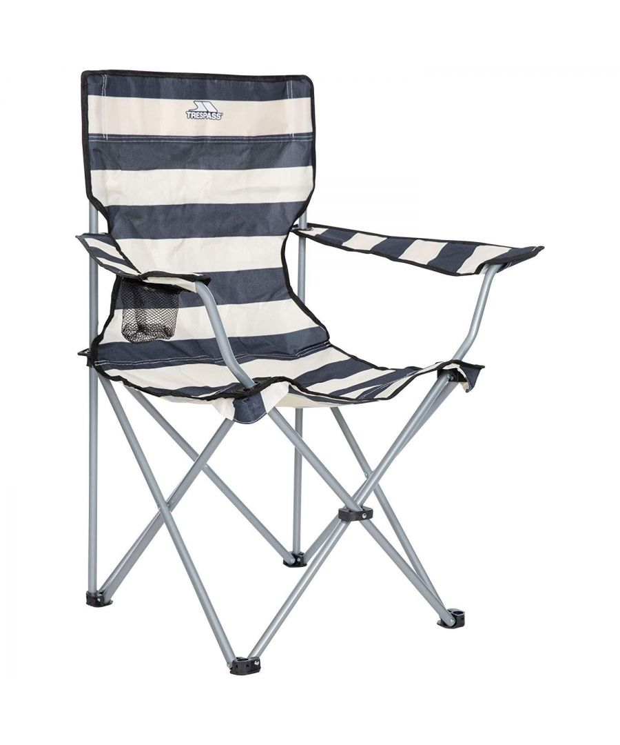 Image for Trespass Branson Folding Camping Chair With Carry Bag