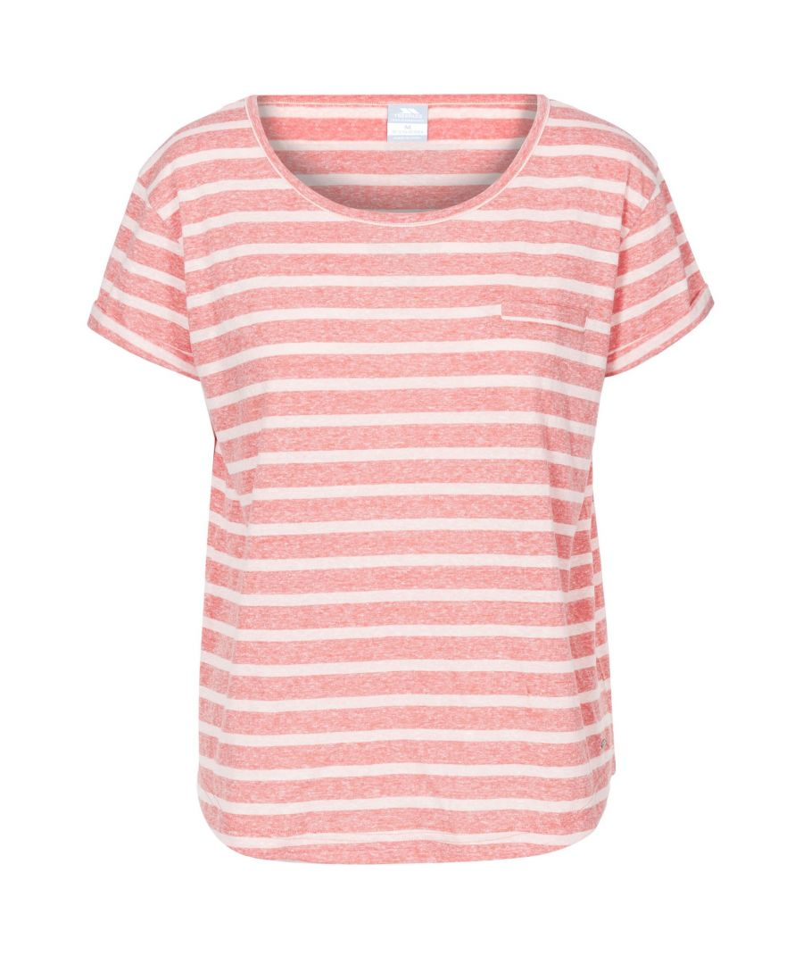 Image for Trespass Womens/Ladies Fleet Short Sleeve T-Shirt