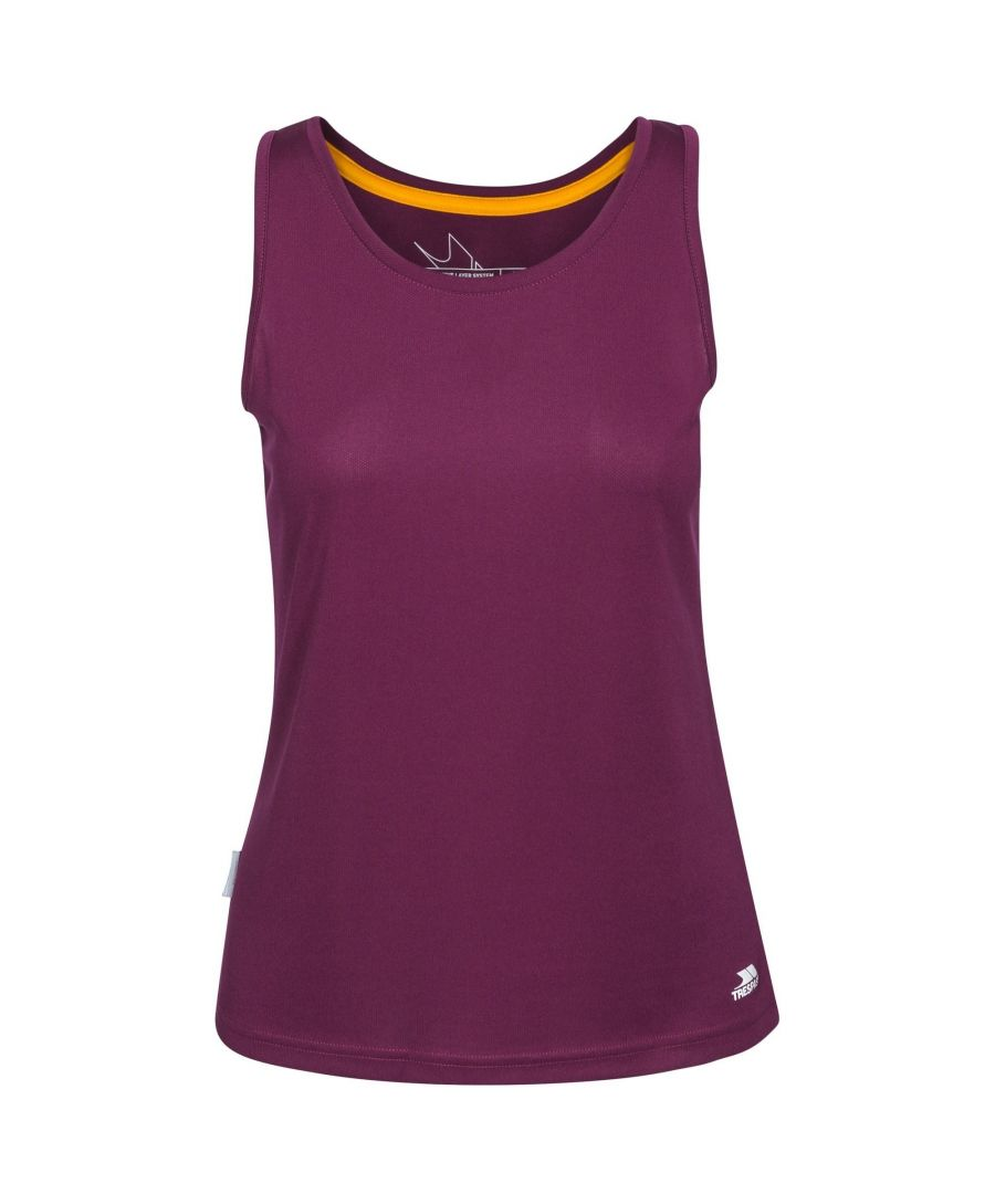 Image for Trespass Womens/Ladies Tissy Active Sleeveless Vest