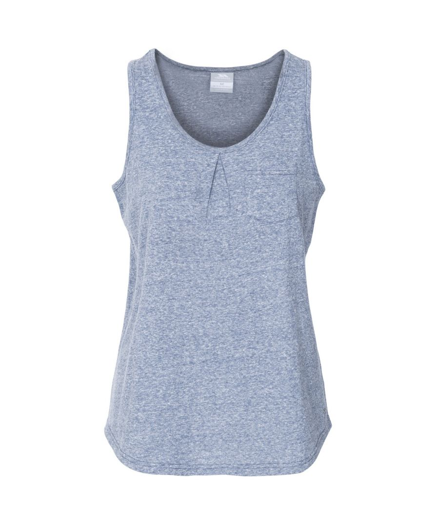 Image for Trespass Womens/Ladies Fidget Sleeveless Vest