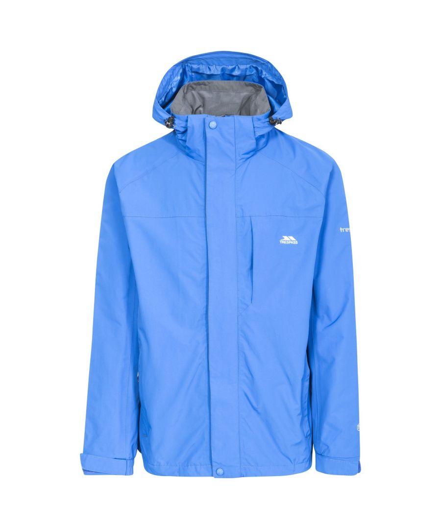 Image for Trespass Mens Edwards II Waterproof Jacket
