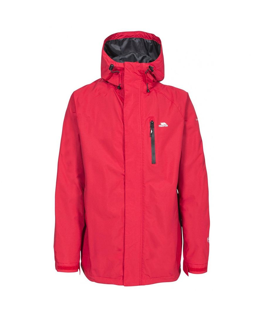 Image for Trespass Mens Pearson Waterproof Jacket
