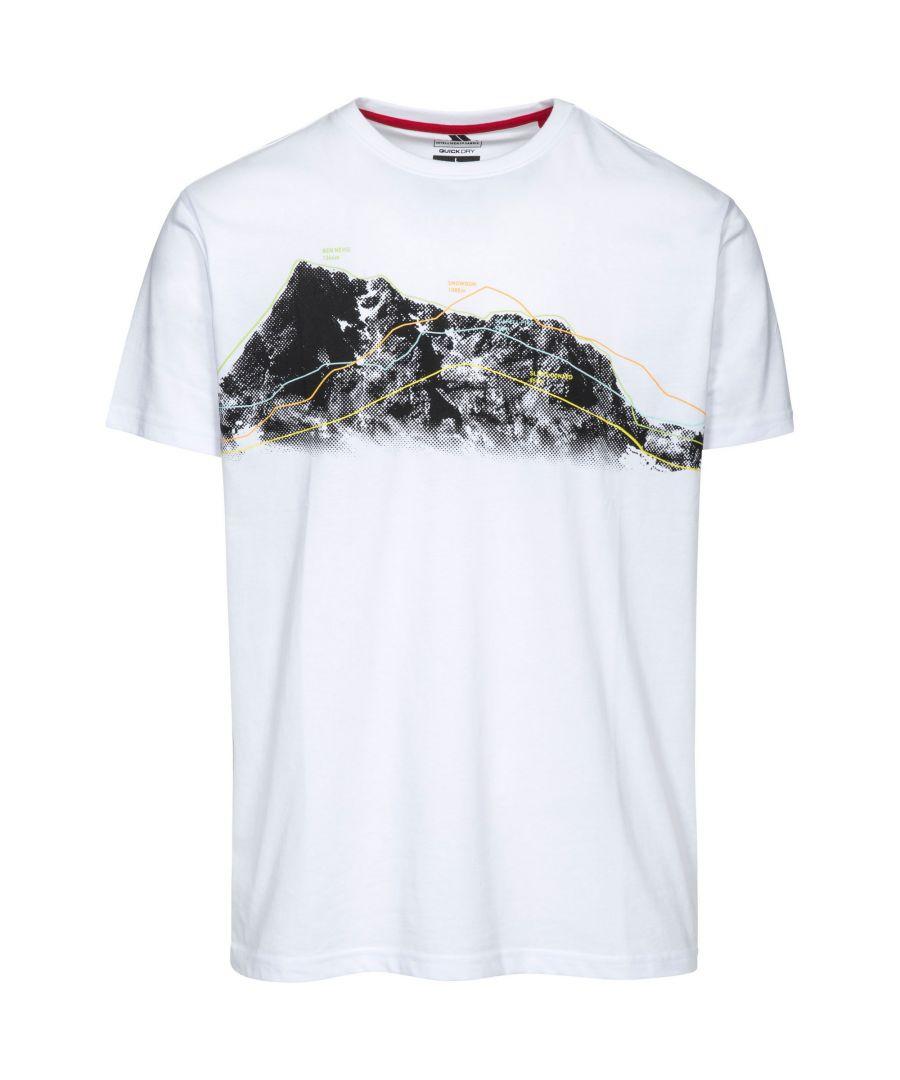 Image for Trespass Mens Cashing Short Sleeve T-Shirt