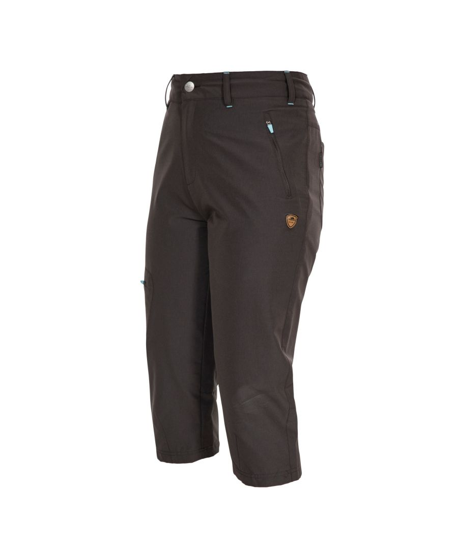 Image for Trespass Womens/Ladies Recognise Long Shorts