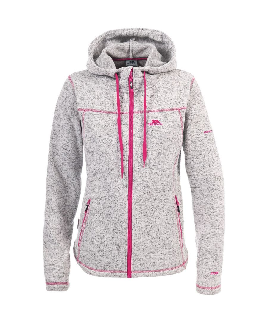 Image for Trespass Womens/Ladies Odelia Fleece Jacket