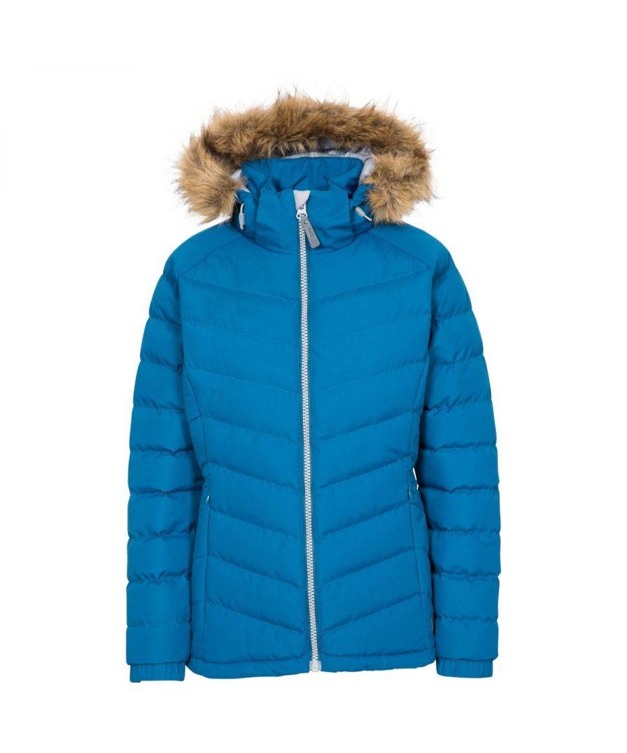 Image for Trespass Womens/Ladies Nadina Waterproof Padded Jacket