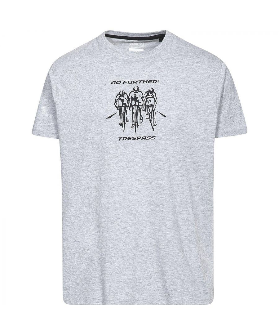 Image for Trespass Mens Chained Short Sleeve T-shirt