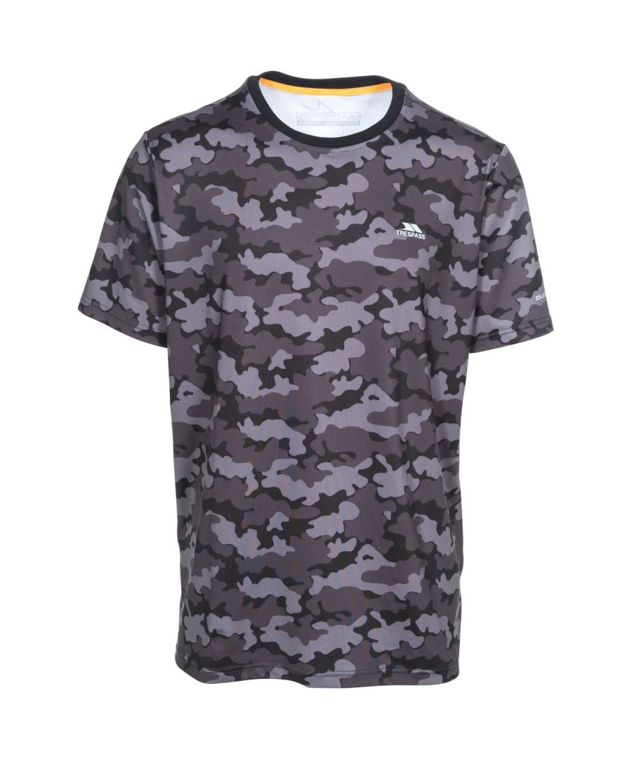 Image for Trespass Mens Ralton Short Sleeve Active T-Shirt