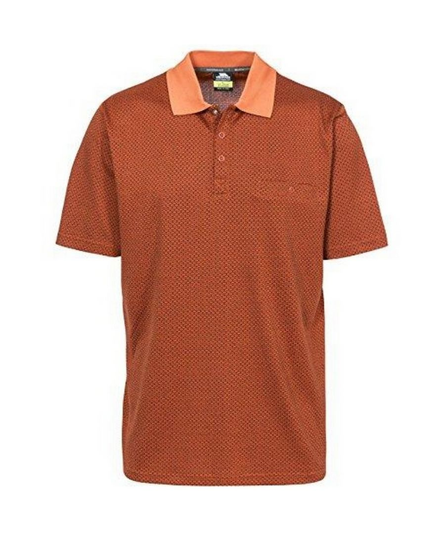 Image for Trespass Mens Reihan Active Polo