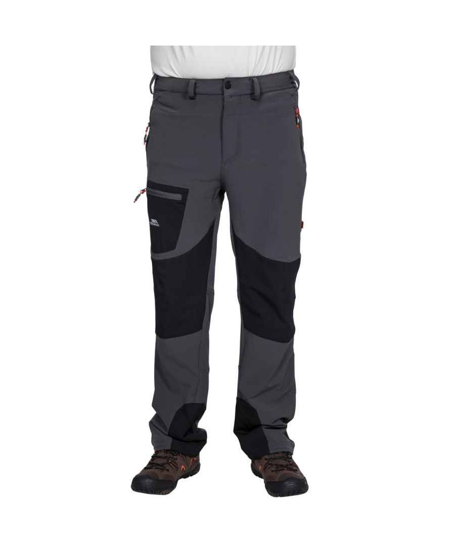 Image for Trespass Mens Passcode Hiking Trousers