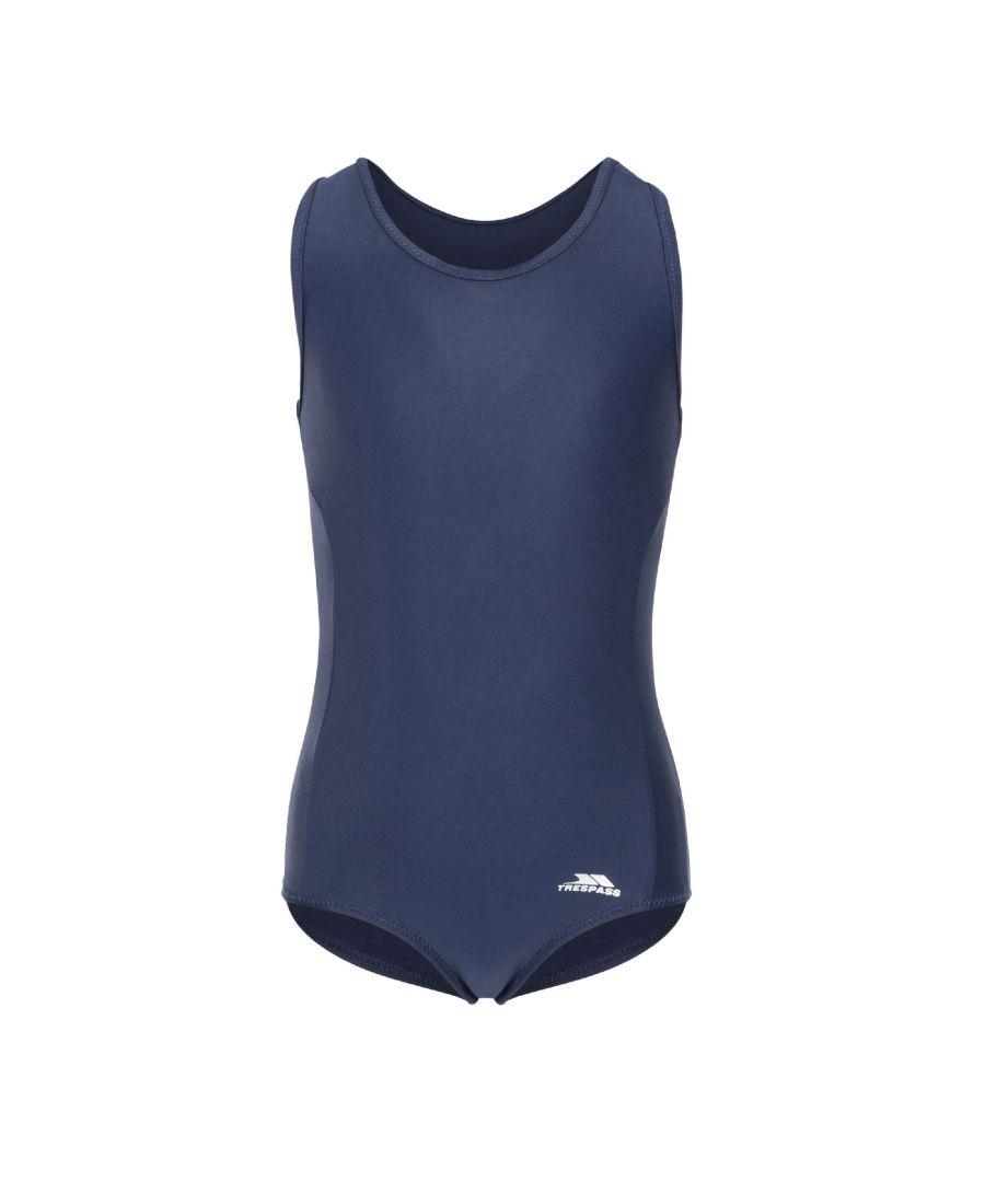 Image for Trespass Childrens Girls Wakely Swimsuit