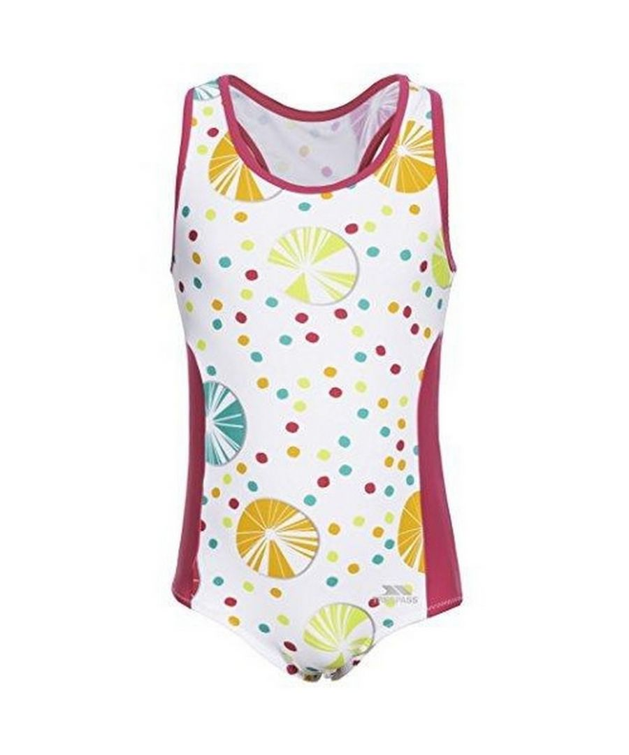 Image for Trespass Childrens Girls Wakely Swimsuit