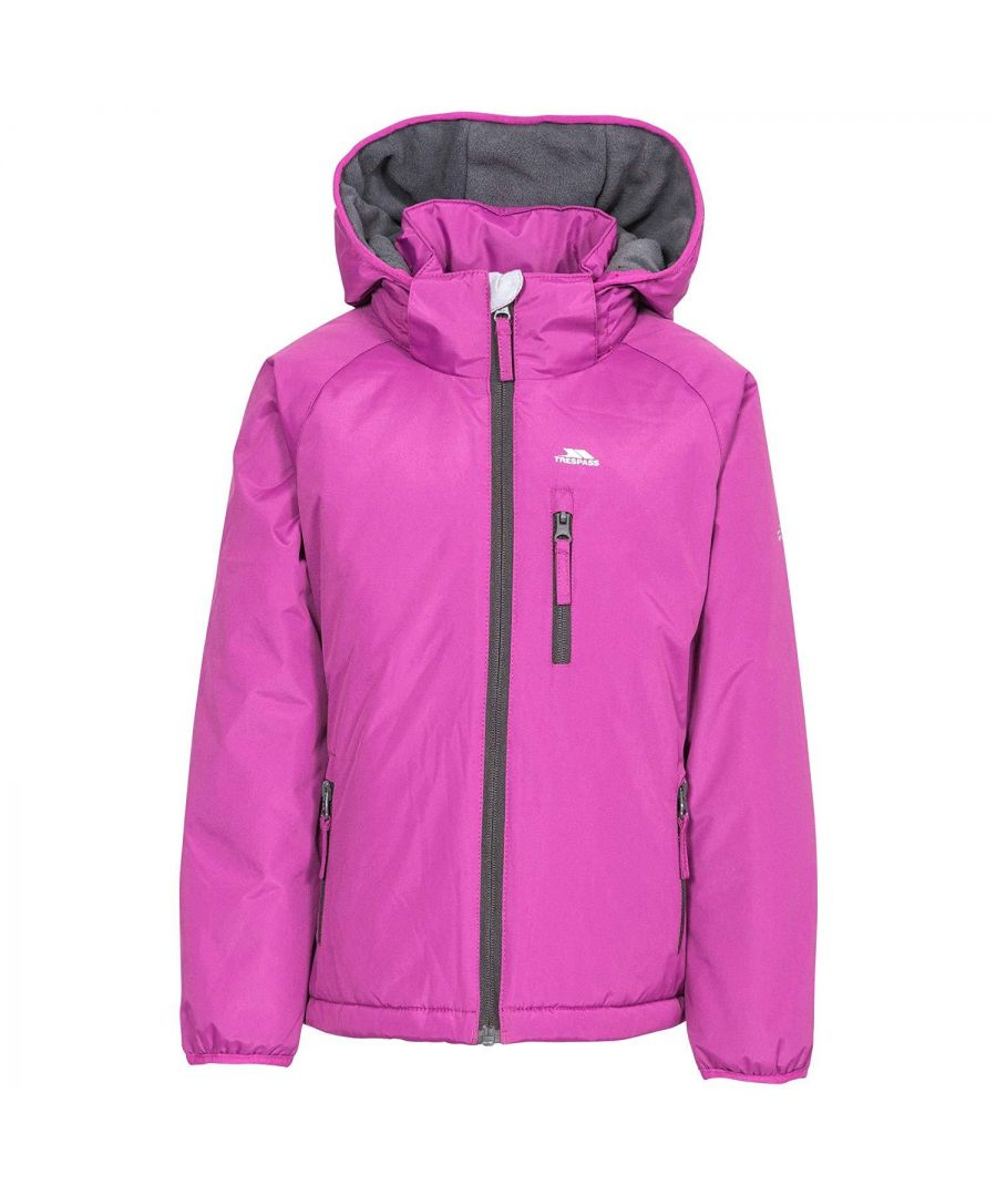 Image for Trespass Childrens Girls Shasta Waterproof Jacket