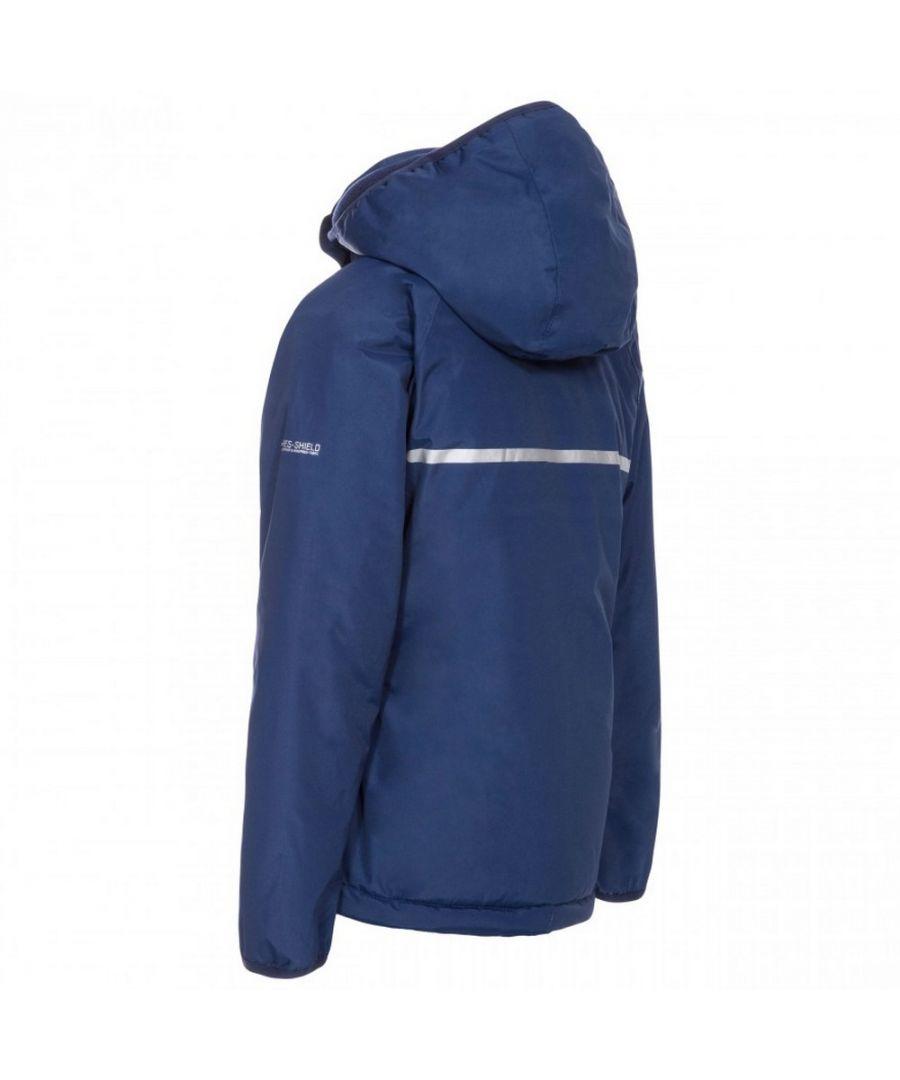 Image for Trespass Childrens Girls Shasta Waterproof Jacket