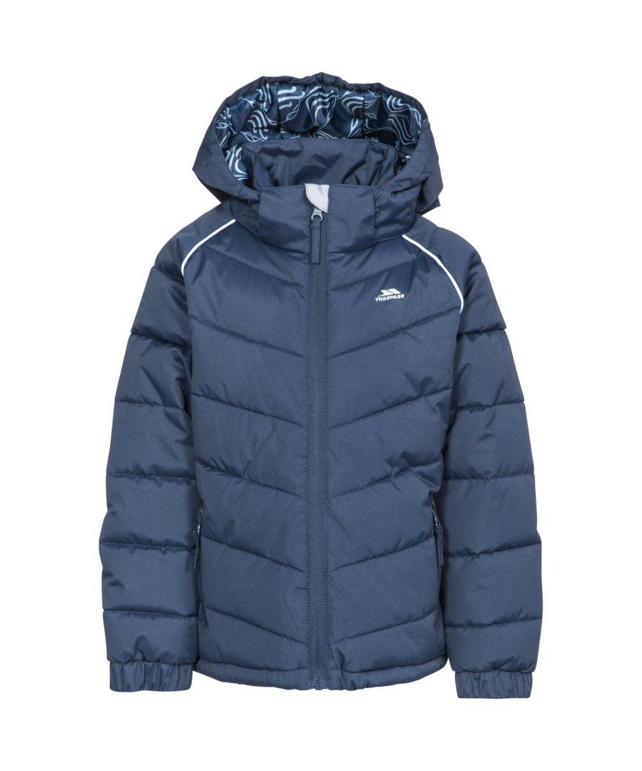 Image for Trespass Childrens Girls Sheer Waterproof Padded Jacket