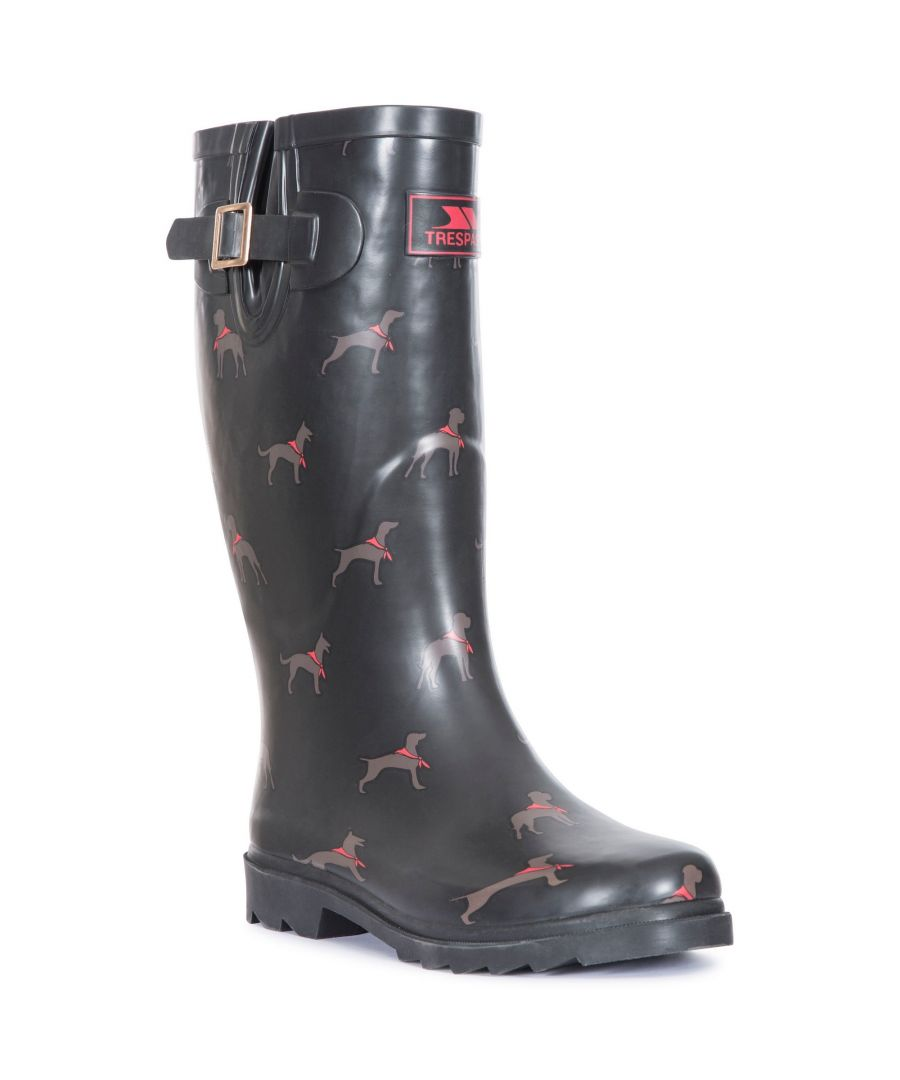 Image for Trespass Womens/Ladies Samira Wellington Boots