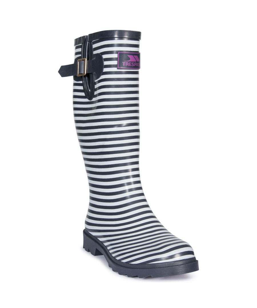 Image for Trespass Womens/Ladies Samira Wellington Boots