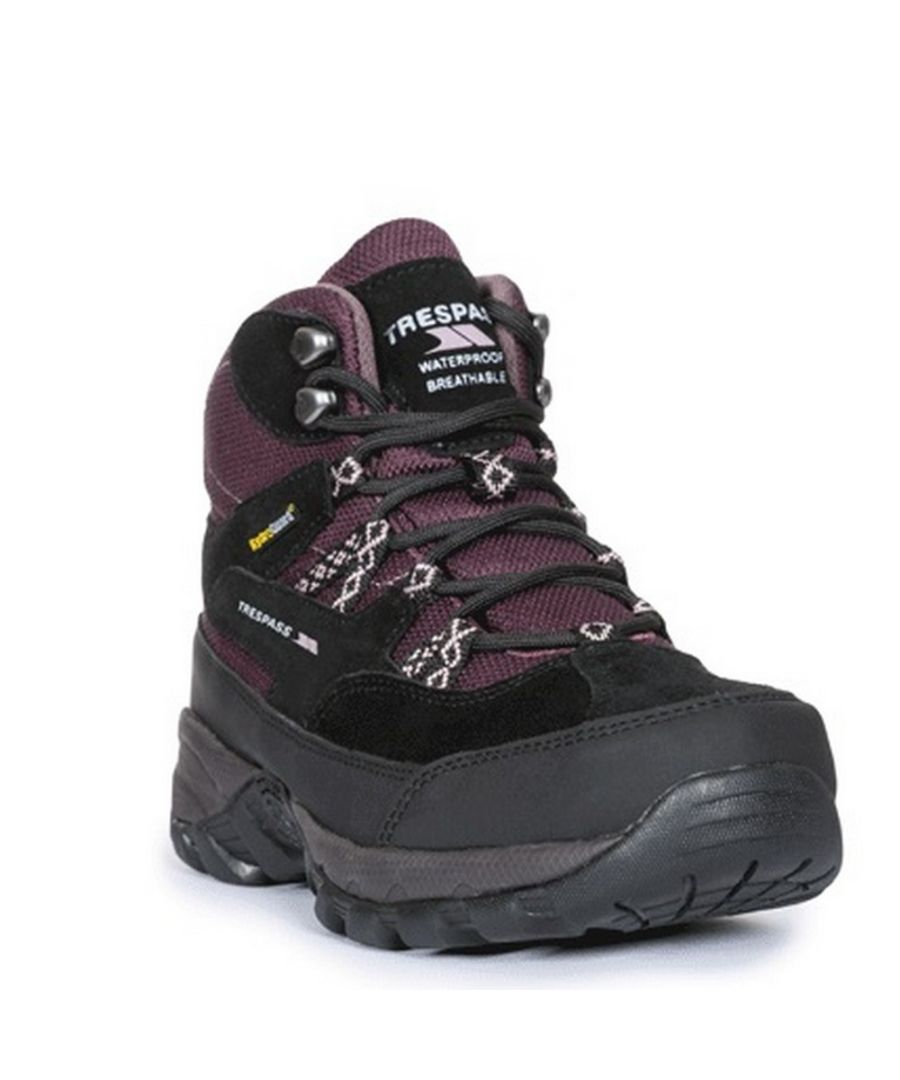 Image for Trespass Womens/Ladies Merse Breathable Walking Boots