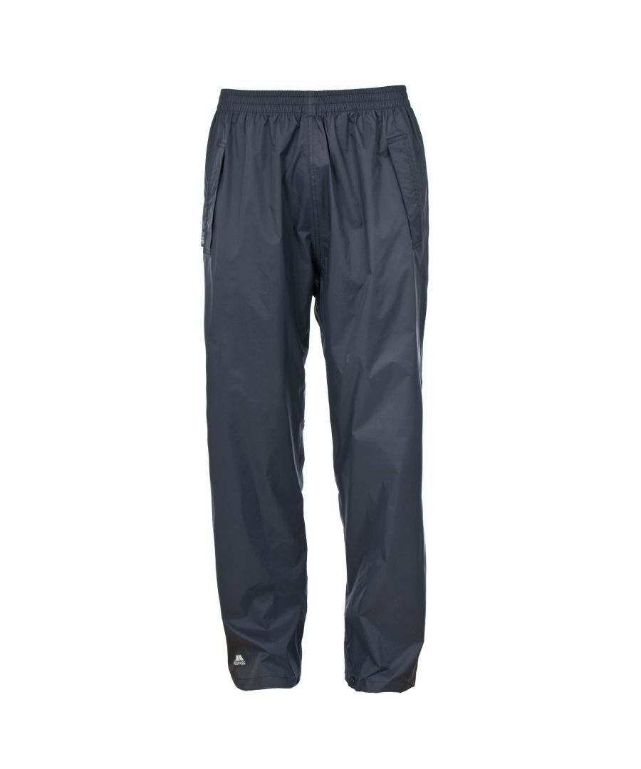 Image for Trespass Adults Unisex Qikpac Overtrousers/Bottoms