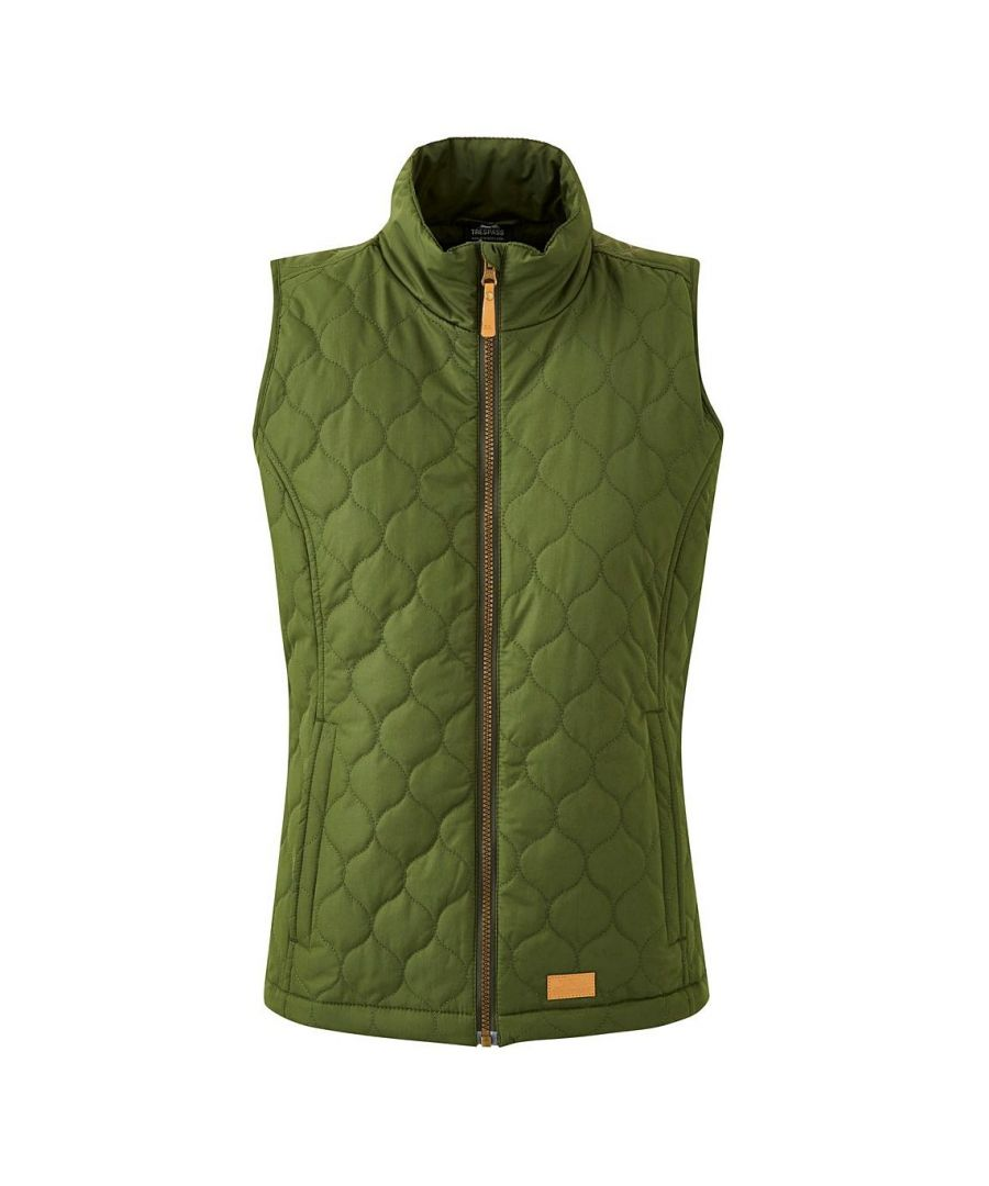 Image for Trespass Womens/Ladies Companion Quilted Insulated Padded Gilet