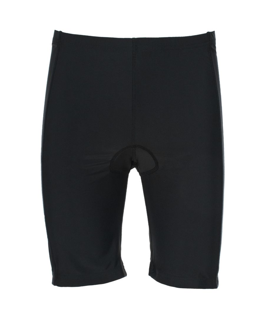 Image for Trespass Adults Unisex Decypher Padded Cycling Shorts