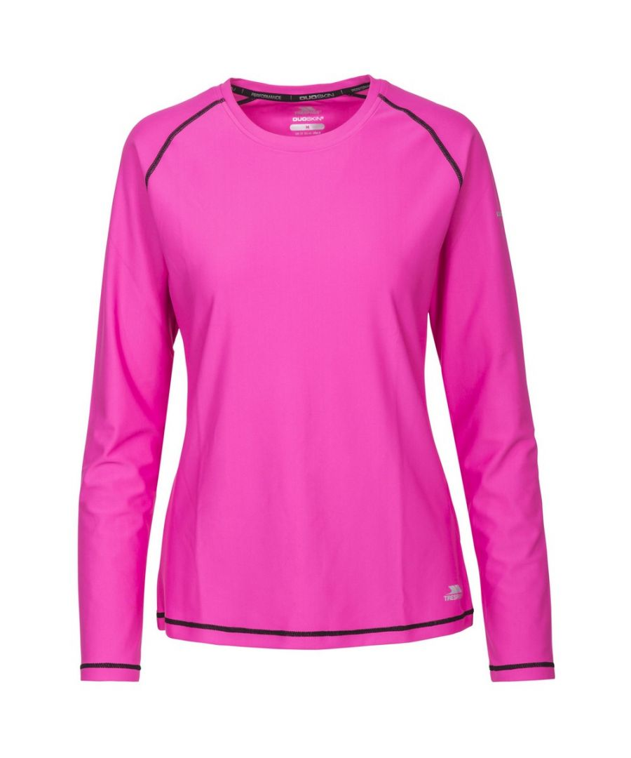 Image for Trespass Womens/Ladies Hasting Long Sleeved Top