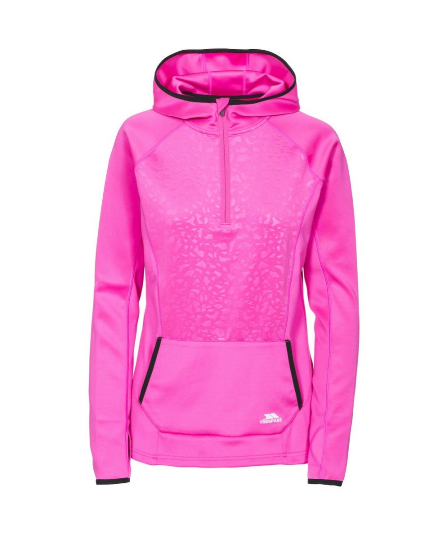 Image for Trespass Womens/Ladies Lalita Fleece Hoody