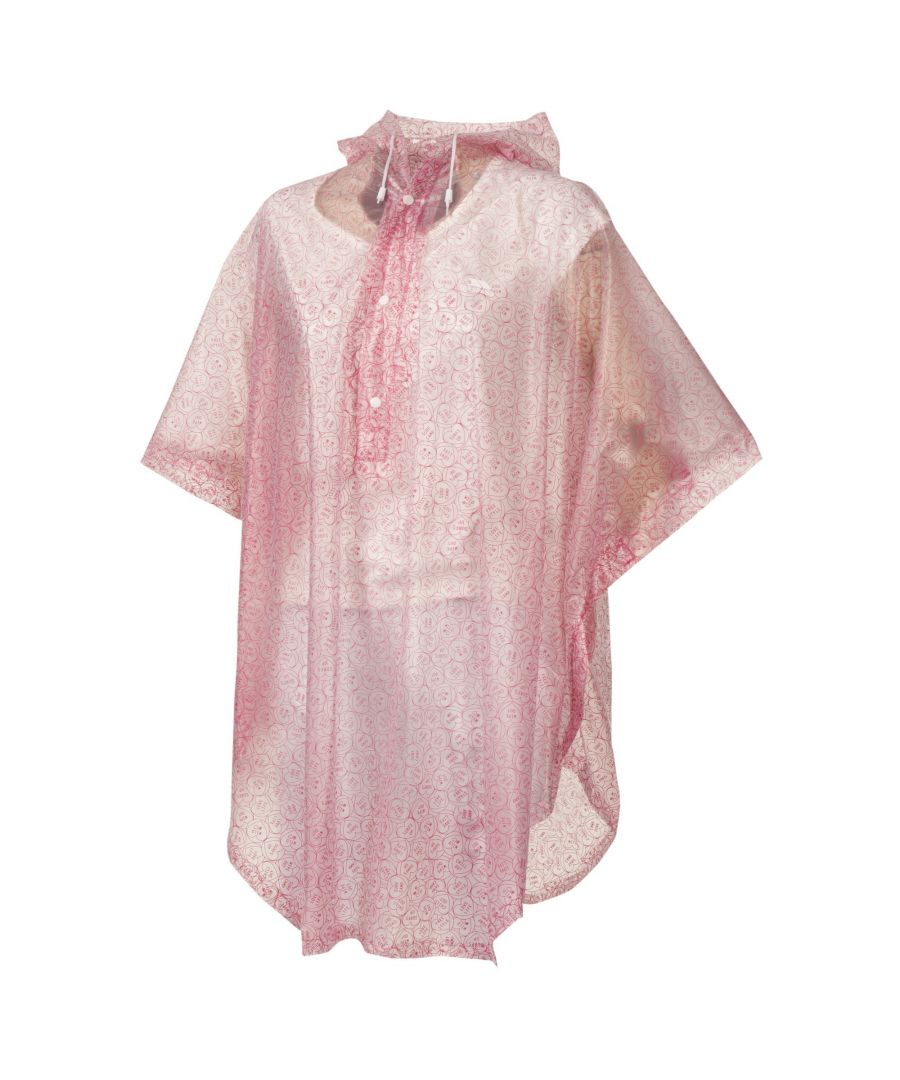 Image for Trespass Adults Unisex Festival Packaway Poncho