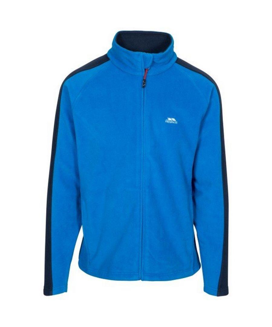 Image for Trespass Mens Acres Full Zip Fleece Jacket