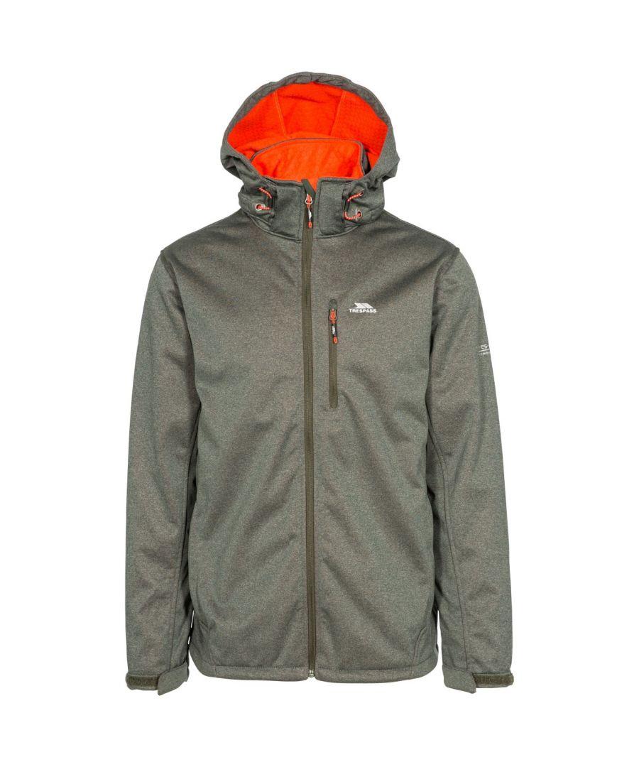 Image for Trespass Mens Maynard TP75 Softshell Jacket