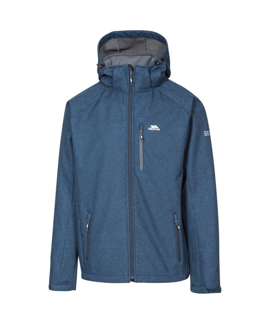Image for Trespass Mens Desmond TP75 Softshell Jacket