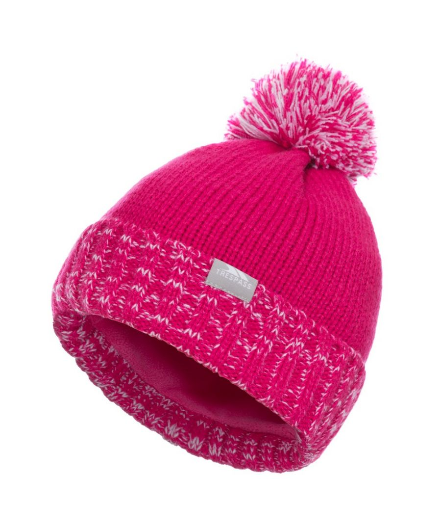 Image for Trespass Childrens/Kids Nefti Pom Pom Beanie