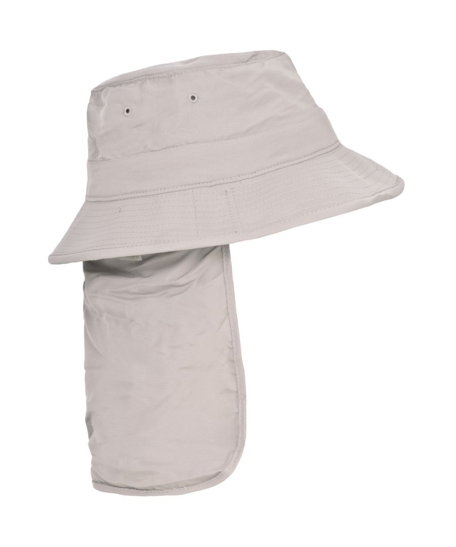 Image for Trespass Adults Unisex Bearing Bucket Hat With Neck Protector