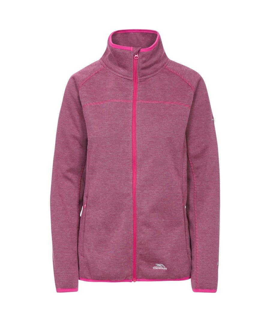 Image for Trespass Womens/Ladies Tenbury Fleece Jacket