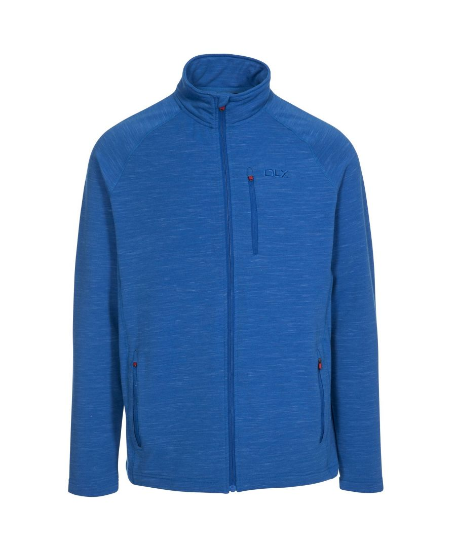 Image for Trespass Mens Brolin DLX Fleece Jacket