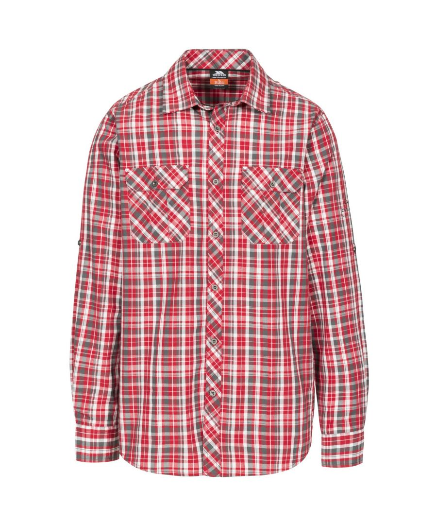 Image for Trespass Mens Collector Check Shirt