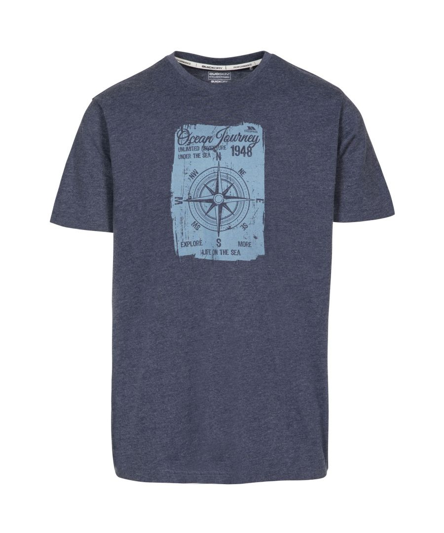 Image for Trespass Mens Course T-Shirt