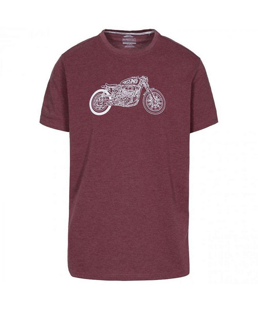 Image for Trespass Mens Motorbike T-Shirt