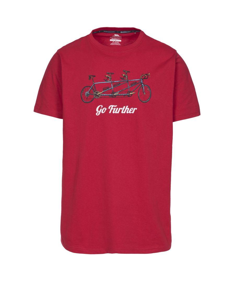 Image for Trespass Mens Hanks II T-Shirt