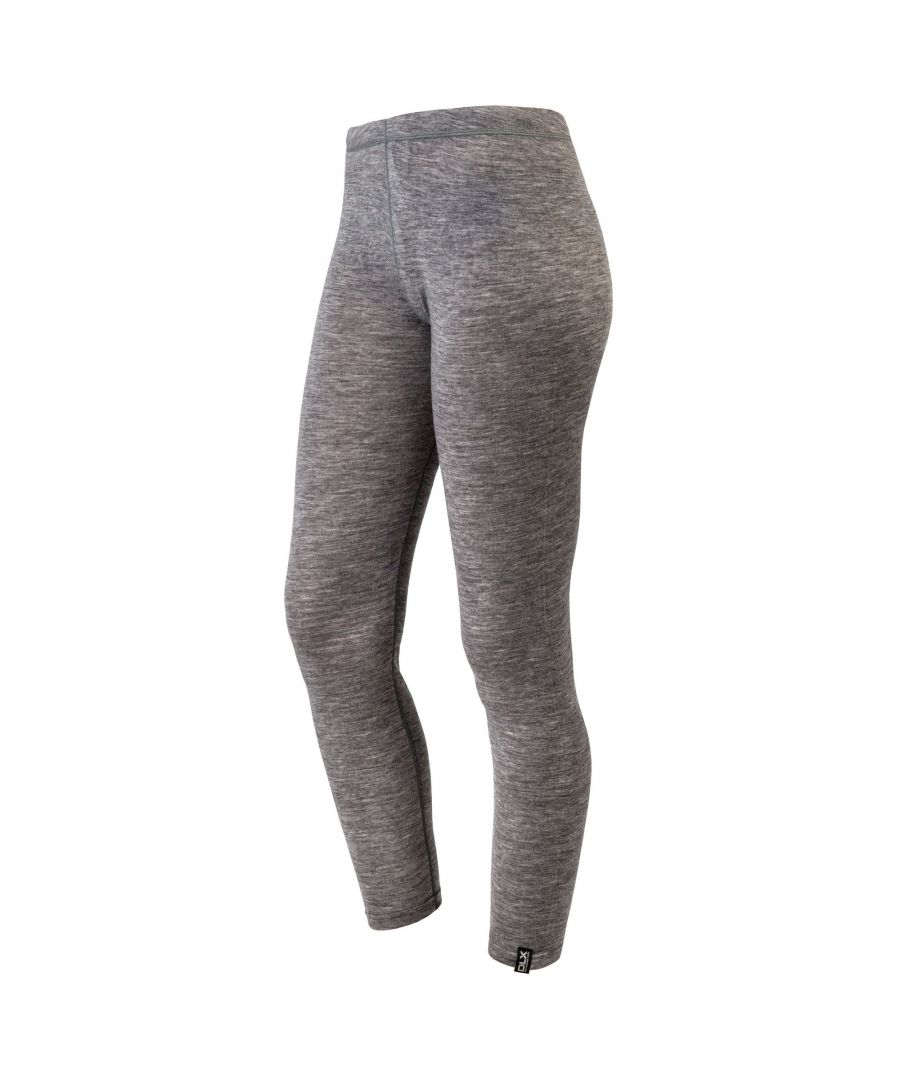 Image for Trespass Womens/Ladies Chara Merino Base Layer Trousers