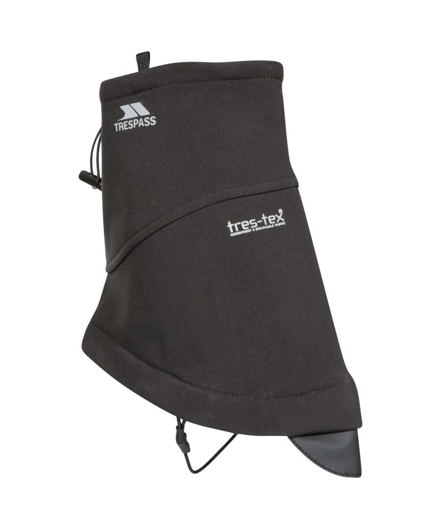 Image for Trespass Geter Softshell Shoe Gaiters