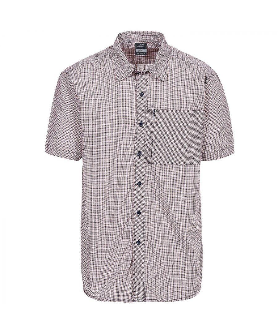 Image for Trespass Mens Lansing Shirt